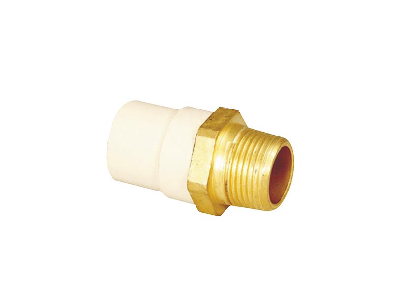 外牙直通(铜螺纹)B28